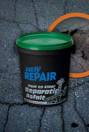 EasyRepair Reparatieasfalt
