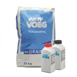 EasyVoeg E10 Drain voegmortel basalt